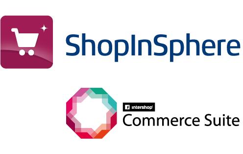 ShopInSphere + CommerceSuite Logo Large
